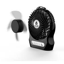petit ventilateur de bureau klim mini ventilateur le plus puissant pour sa taille