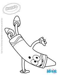 ice cream dream coloring image crayola crayon coloring pages
