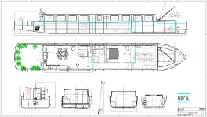 32 houseboat plans house designs and floor house boat floor plans
