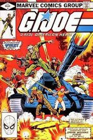 gi joe yearbook g i joe a real american marvel comics