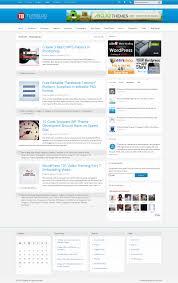 tutorial wordpress blog tutsblog wordpress tutorial magazine theme tutorialchip