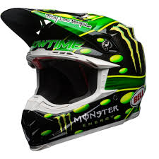 monster motocross helmets bell moto 9 flex monster energy showtime mens motocross off road