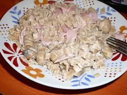 cuisiner les crozets crozets à la carbonara miss gourmandise