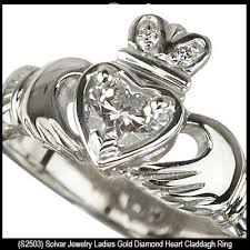 claddagh engagement ring claddagh engagement ring shadow band the gift house
