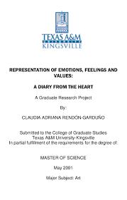 crp emotions feelings values