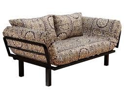 lounger futon futon lounger print mattress 405 00 furniture