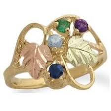 black gold mothers ring black gold wedding set wedding sets engagement rings