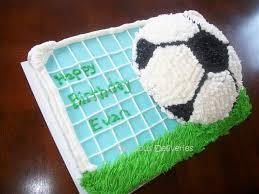 soccer cake sheet cakes