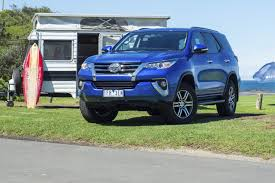 toyota fortuner 2016 toyota fortuner 4x4 tow test acrvmag