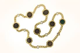 coin jewelry necklace images All about bulgari antique coin jewelry m khordipour jpg