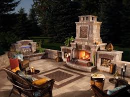 Outdoor Fire Places by Backyard Fireplace Designs 25 Best Outdoor Fireplaces Trending