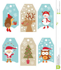 christmas gift tags royalty free stock images image 36119629