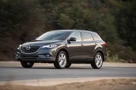 mazda vehicle models 2013 mazda cx 9 reviews and rating motor trend