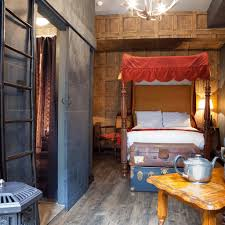 calling all wizards london hotel unveils harry potter suites