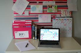 How To Keep Your Desk Organized My Well Dressed Tips For Keeping Your Desk Top Organized