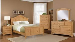 Pine Bedroom Furniture Set Broyhill Mission Style Bedroom - White pine bedroom furniture set