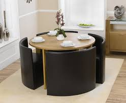 Space Saving Dining Table Space Saving Table And Chairs Bring One Home Spacesaving Dining