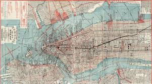 New York Boroughs Map by New York City In 10 Historical Maps Jared Farmer