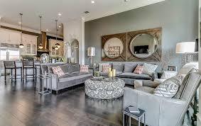 living room with hardwood floors u0026 high ceiling in mckinney tx