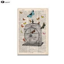 bureau dictionnaire chenfart vintage dictionnaire livre impression victorienne cage