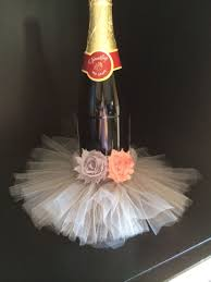 tutu centerpieces for baby shower 37 wine bottle centerpieces that compliments every event