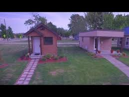 detroit makes housing affordable with tiny homes youtube