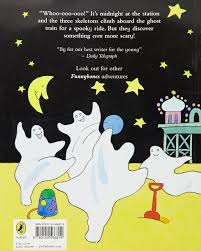 The Ghost Map Funnybones Ghost Train Allan Ahlberg Andre Amstutz
