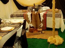 interior design best african themed table decor popular home
