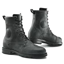 cheap waterproof motorcycle boots x blend waterproof motorcycle boots cafe race vintage black