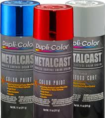 metalcast anodized automotive paint dupli color metalcast