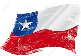 Chilian Flag A Grunge Chilean Flag In The Wind For You Royalty Free Cliparts