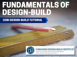 fundamentals of design build vica victoria