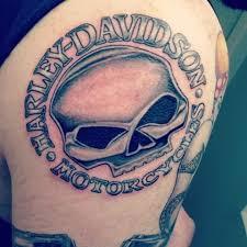 harley davidson willie g skull tattoos willie g for harley