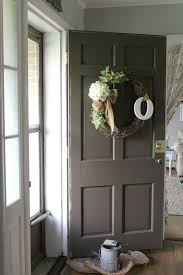 grace lee cottage painted u0026 distressed front door a tutorial