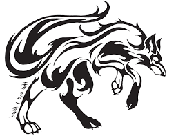 cool tribal designs to draw cool tribal fox designs to draw