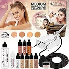 professional airbrush makeup system 10 best airbrush makeup kits reviewed top model is 100