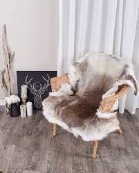 Bison Hide Rug Reindeer Hide Rug Fursource Com