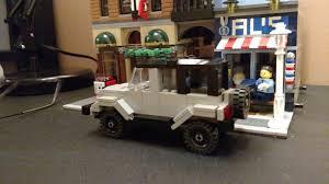 jeep lego memento mori