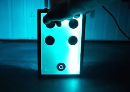 arduino a room light controller with its own light display