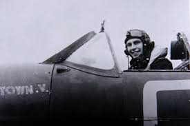 spitfire ace who was one of the last of u0027the few u0027 who fought in
