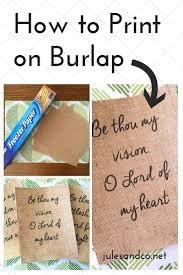 91 best diy home decor projects images on pinterest burlap art