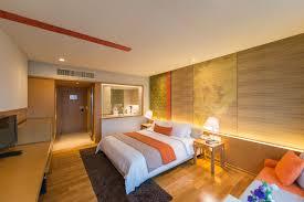 Single Hotel Bedroom Design Superior Room Luxury Hotel Pathumwan Princess Bangkok