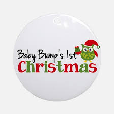 pregnancy ornament cafepress