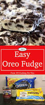 Where To Buy White Fudge Oreos Easy Oreo Fudge 101 Cooking For Two