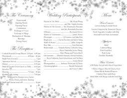 wedding church programs wedding program brochure best 25 wedding church programs ideas on