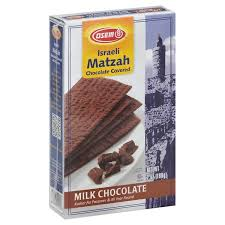 osem matzah osem israeli milk chocolate matzah from safeway instacart