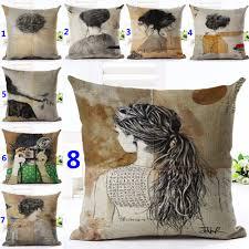 Home Decor Throw Pillows by Popular Newspaper Print Sofa Pillows Buy Cheap Newspaper Print