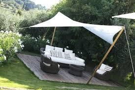 Outdoor Canvas Awnings Fabric Sail Shades Canvas Garden Sails Fabric Sail Patio Covers