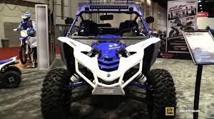 yamaha motocross gear 2017 yamaha yxz1000r with gytr torque assit gear kit walkaround