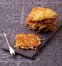 cuisiner les pommes de terre paillassons lyonnais de pommes de terre les meilleures recettes de